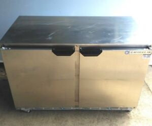 Beverage Air Ucr48a 23 tg 48 Undercounter Refrigerator