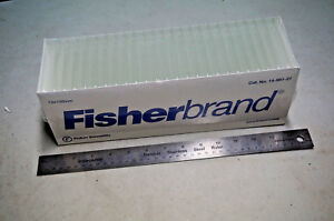 1 000 Fisher Brand 13 X 100mm Borosilicate Culture Tubes 14 961 27 New In Box