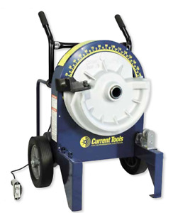 Current Tools 77pvc Electric Bender With 700p Rigid Shoes And Accessories