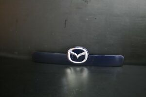 10 12 Mazda Cx 7 Rear Tailgate Liftgate Garnish Trim Factory Oem Blue
