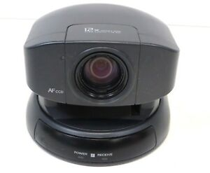 Sony Af Ccd Evi d30 Video Conferencing Camera 12x Variable Zoom