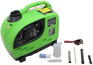Lifan 1000 w Portable Gas Powered Inverter Generator Home Rv Camping Tailgating