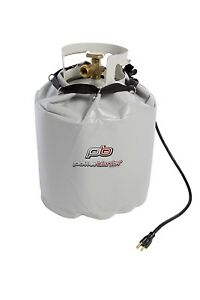 Powerblanket 20 Lbs Pounds Propane Gas Cylinder Tank Electric Heating Heater