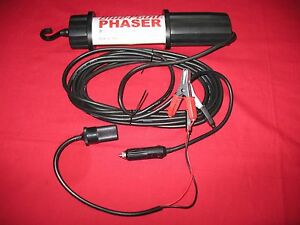 Blue Point as Sold By Snap on Phaser 12v Lead Light Brand New