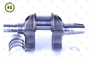 Crankshaft Assembly With Bearing And Key For Betico Air Compressor 5297549 Sb d