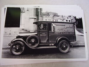 1929 Ford Model Panel Truck 11 X 17 Photo Picture