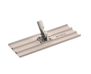 Bon 12 967 24 inch By 8 inch Square End Magnesium Concrete Bull Float