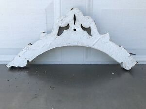 5 Original Victorian Gingerbread House Porch Corbel Corner Brackets