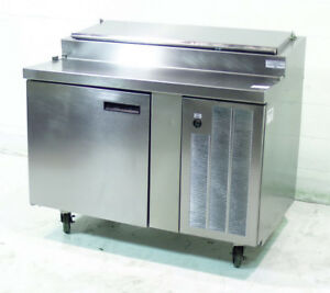 Used Refrigerated Prep Table Mcs Industrial Solutions