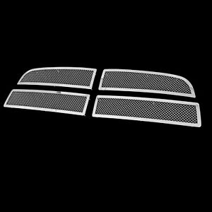 2009 2012 Dodge Ram 1500 Grille Chrome Stainless Steel Wire Mesh Grille Insert