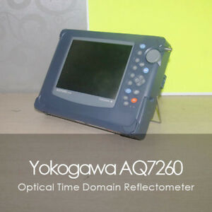 Yokogawa Aq7260 Optical Time Domain Reflectometer Otdr