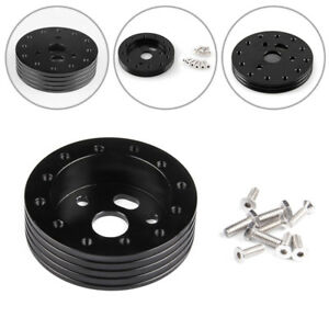 Car Boss Spacer Adapter Grant Bolts 3 Hole 1 Hub For 6 Holes Steering Wheel