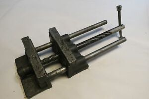 Heinrich 20 Drill Press Vise Model 20 Jaw Width 6 Jaw Opening 10 Jaw Depth