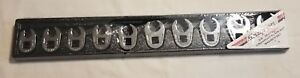 Snap On 3 8 Drive 10 Pc 6 Point Flare Nut Metric Crowfoot Wrench Set