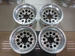Jdm 15 Berg Wheels Pcd139 7x6 Land Cruiser Hilux Oz 4runner 4x4 Bj40 Triton Ssr