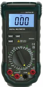 Mastech Ms8264 30 range Digital Multimeter With Temperature Measurement