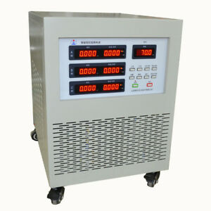 3kva Single Three Phase Ac Programcontrol Variable Frequency Power Supply Source