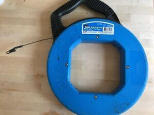 Ideal Industries 120 Ft Fish Tape Wire Puller Tool