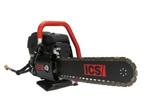 Ics 576150 695xl 12 Gc Gas Powered Concrete Cutting Chainsaw Package With 12 Gu