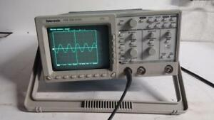 Tektronix Tds 320 Two Channel Oscilloscope broken Handle