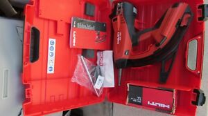 Hilti Gx 120 Gx120 Gas Driven Actuated Tools Kit Combo Mint 744