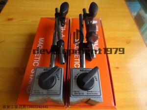 Mitutoyo 7010s 10 New Magnetic Stands For Dial Test Indicators