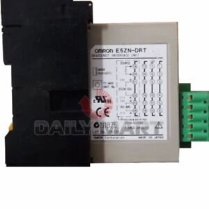 Brand New In Box Omron E5zn drt Devicenet Interface Unit