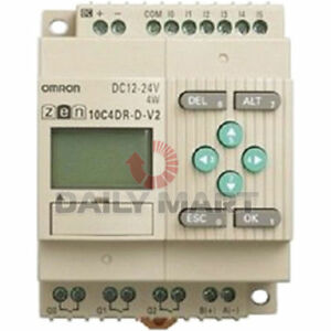 Brand New In Box Omron Zen 10c4dr d v2 Programmable Relay