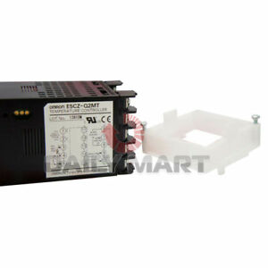 New Omron E5cz q2mt Temperature Controller 100 240vac