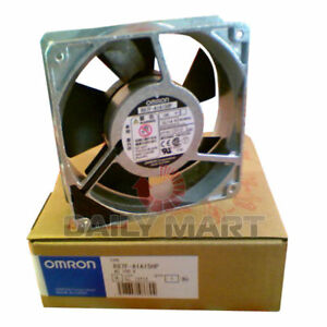 Omron R87f a1a15hp Ac Tube Axial Flow Fan Plc New