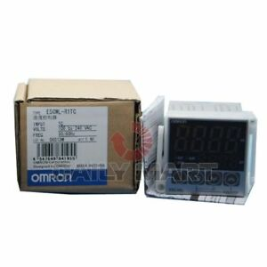 Omron Temperature Controller E5cwl r1tc 100 240vac New In Box Free Ship