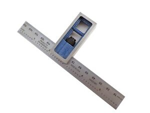 6 Pec English Metric Double Machinist Square Accurate 001 6