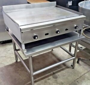 Jade Jgt 2436 24 In X 36 In Supreme Griddle W stand