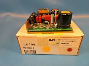 Ims Intelligent Motion Systems Isp200h 4 Switching Power Supply