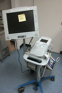 Sonosite Sonoheart Elite Ultrasound System W 2 Transducers New Battery