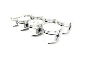 New Enginetech Piston Set Of 8 P3004 040c Mopar Dodge 5 2 318 V8 1985 1993
