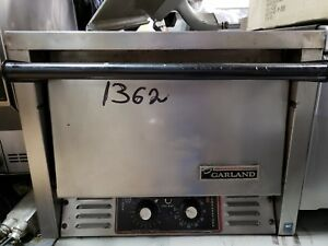 Garland Cpo es 12h Countertop Electric Pizza Deck Oven