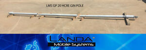 Lms Gp20 Hcre Gin Pole Landa Mobile Systems Llc