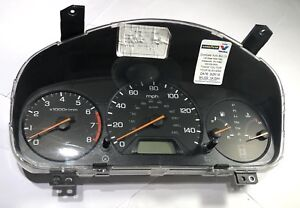 Miles 142 000k 2000 02 Honda Accord Speedometer 2 3l Cluster Sdn Lx At Us