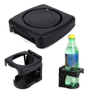 Car Drink Stand Holder Universal Vehicle Truck Folding Bottle Coffee Cup Mount