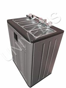 Portable Sink Mobile Concession Compartment Hot Water Three 4 Compartment8