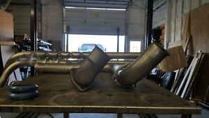 C3 1968 69 Corvette 427 Big Block Headpipes Only For Sidepipes