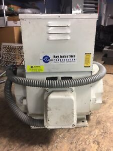 10hp Rotary Phase Converter Machine Ma 2 Kay Industries