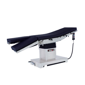 New Surgical Operating Table Electric Dl a Carbon Fiber Top C arm X ray Capable