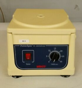 Unico Powerspin Fx Centrifuge C806 Capacity 6x10ml 3400 Rpm
