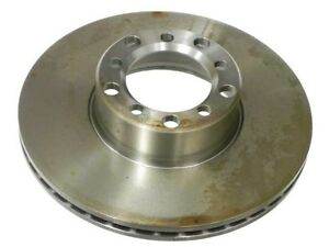 New For Mercedes W116 450sel R107 450sl 450slc Front Vented Disc Brake Rotor Ate