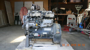 C4 4 Caterpillar Diesel Engine needs Rebuild
