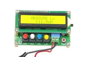 Knacro Lc100 a Digital Lcd High Precision Inductance Capacitance L c Meter