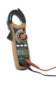 Southwire Tools Equipment 21010n 400a Digital Clamp Meter Multimeter With