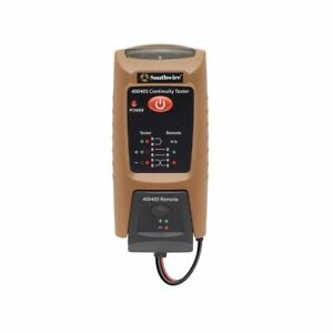 Southwire Tools Equipment 40040s Pro Continuity Tester With Remote